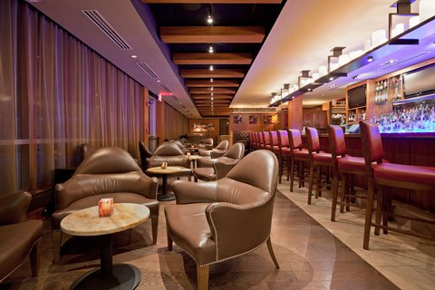 Hotel Indigo BOSTON-NEWTON RIVERSIDE - Bar and Lounge