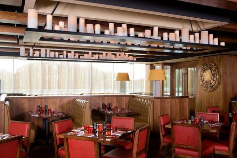 Hotel Indigo BOSTON-NEWTON RIVERSIDE - BOKX 109 American Prime   a modern American steakhouse