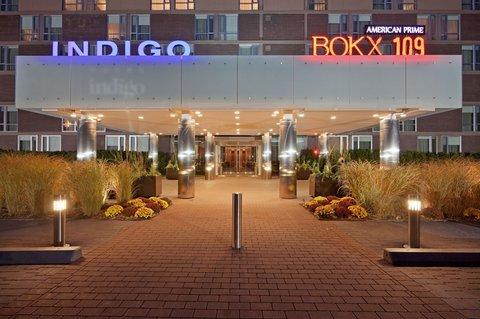Hotel Indigo BOSTON-NEWTON RIVERSIDE - Welcome to the Indigo Boston Newton Riverside