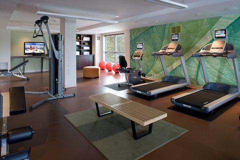 Hotel Indigo BOSTON-NEWTON RIVERSIDE - Phi tness Center for keeping fit when away from home