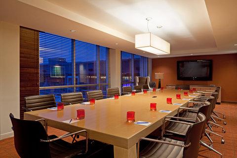 Hotel Indigo BOSTON-NEWTON RIVERSIDE - Library Meeting Room