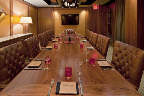Hotel Indigo BOSTON-NEWTON RIVERSIDE - BOKX 109 American Prime Boardroom