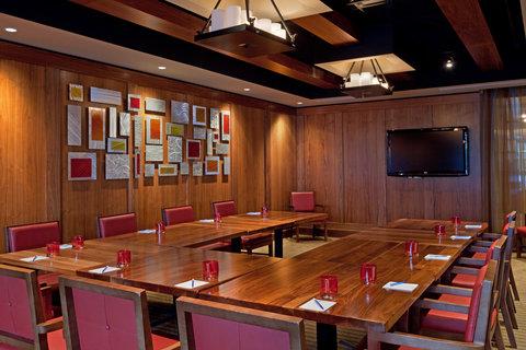 Hotel Indigo BOSTON-NEWTON RIVERSIDE - Rib Meeting Room