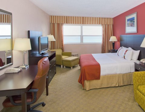 Holiday Inn Miami Beach - Oceanfront - Standard King Bed Guest Room