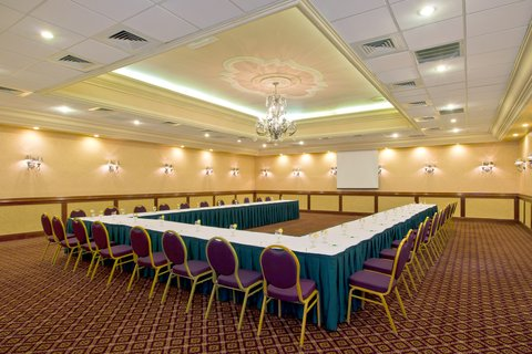 Holiday Inn Miami Beach - Oceanfront - Holiday Inn Miami Beach Celebration Room ushape