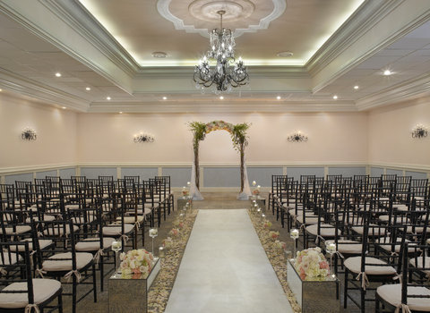 Holiday Inn Miami Beach - Oceanfront - Wedding Ceremony Celebration Room Holiday Inn Miami Beach