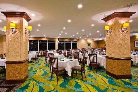 Holiday Inn Miami Beach - Oceanfront - Paradise Cafe Restaurant Holiday Inn Miami Beach Oceanfront