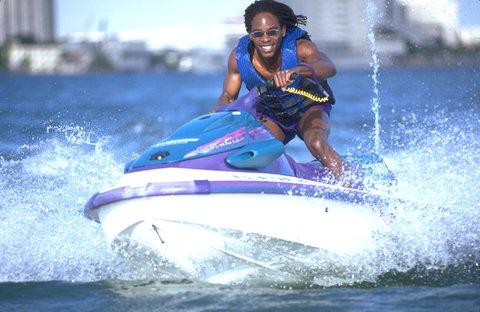 Holiday Inn Miami Beach - Oceanfront - Jet Skiing near Holiday Inn Miami Beach Oceanfront