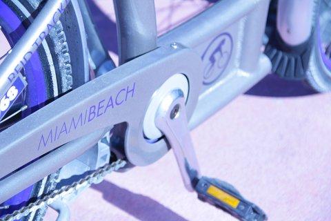 Holiday Inn Miami Beach - Oceanfront - Deco Bike riding near Holiday Inn Miami Beach