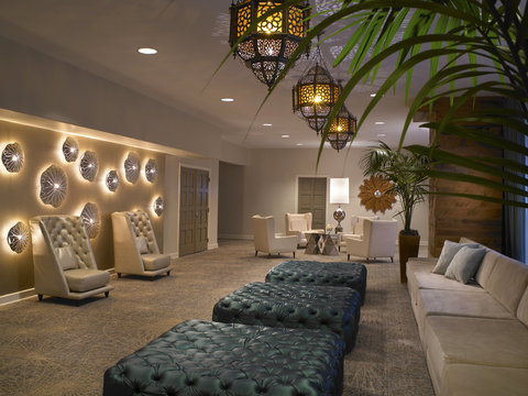 Holiday Inn Miami Beach - Oceanfront - Alternate view Holiday Inn Miami Beach-Oceanfront reception area