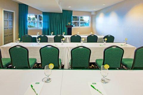 Holiday Inn Miami Beach - Oceanfront - Holiday Inn Miami Beach Oceanfront Palm Room classroom set