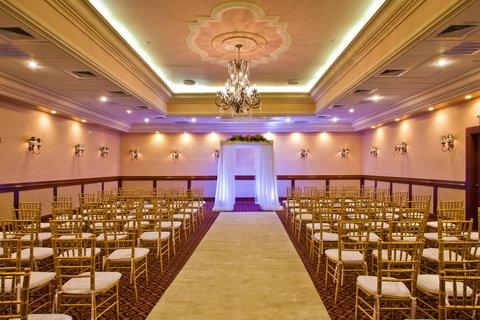 Holiday Inn Miami Beach - Oceanfront - Holiday Inn Miami Beach Oceanfront Celebration Room Wedding