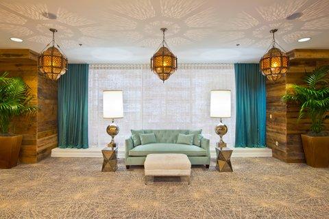 Holiday Inn Miami Beach - Oceanfront - Holiday Inn Miami Beach Oceanfront Fantasy Pre-function Area