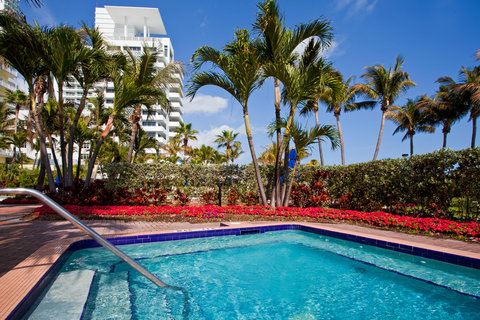 Holiday Inn Miami Beach - Oceanfront - Whirlpool