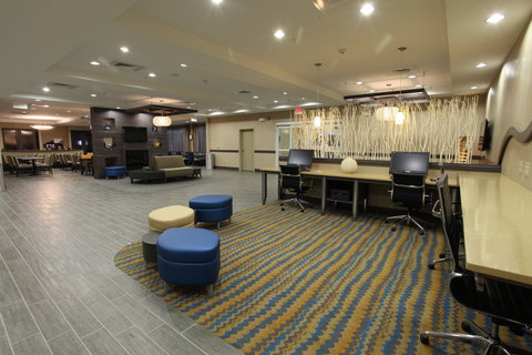 Holiday Inn Express Hotel & Suites Goldsboro - Base Area - Business Center