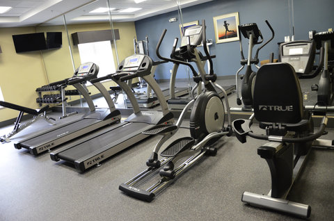 Holiday Inn Express Hotel & Suites Goldsboro - Base Area - Fitness Center