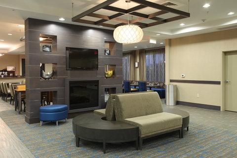 Holiday Inn Express Hotel & Suites Goldsboro - Base Area - Hotel Lobby