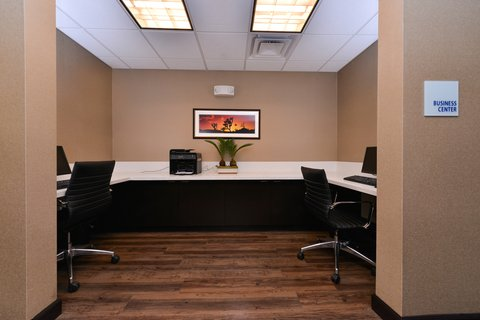 Holiday Inn Express & Suites INDIO - Business Center