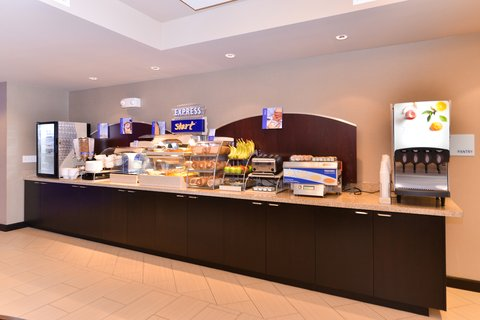 Holiday Inn Express & Suites INDIO - Breakfast Bar