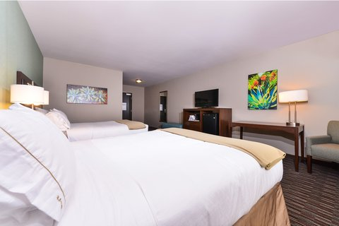 Holiday Inn Express & Suites INDIO - Guest Room 2 queen beds