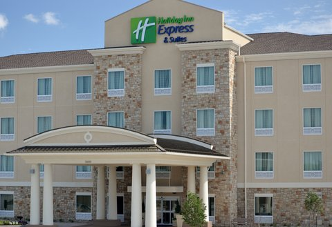 Holiday Inn Express & Suites ST. JOSEPH - Exterior Feature