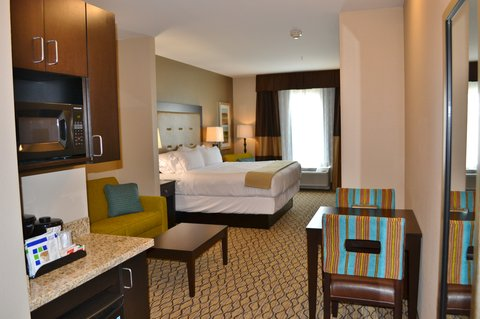 Holiday Inn Express & Suites ST. JOSEPH - King Suite