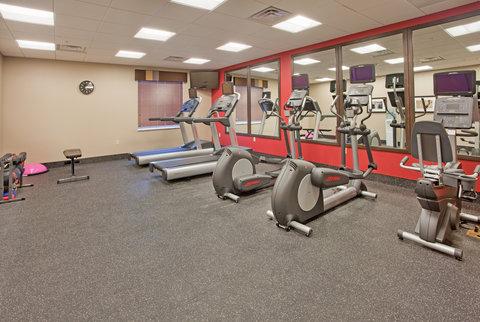 Holiday Inn Express & Suites ST. JOSEPH - Fitness Center