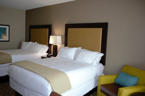 Holiday Inn Express & Suites ST. JOSEPH - Double Bed Guest Room