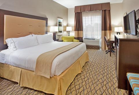 Holiday Inn Express & Suites ST. JOSEPH - Standard King