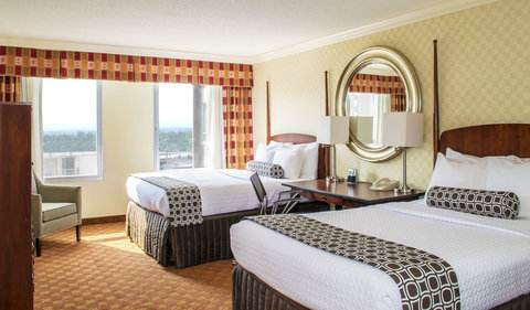 Crowne Plaza Harrisburg Hershey - Double Bed Guest Room