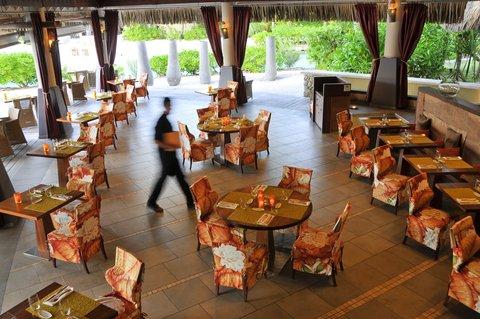 إنتركونتيننتال بورا بورا آند ثالاسو سبا - The Sands Restaurant