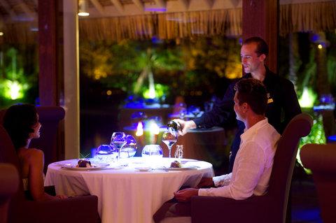 إنتركونتيننتال بورا بورا آند ثالاسو سبا - Le Corail gourmet restaurant