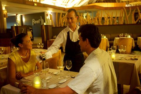 إنتركونتيننتال بورا بورا آند ثالاسو سبا - Reef restaurant