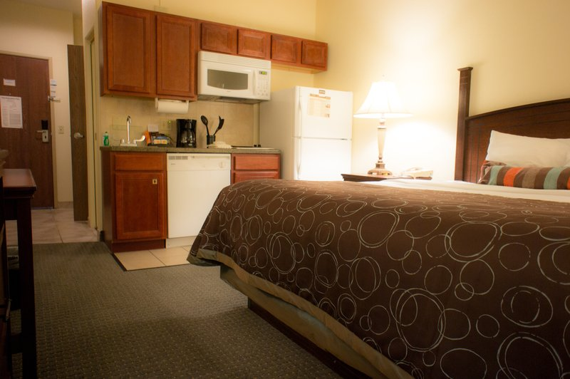 Staybridge Suites SAN ANGELO - San Angelo, TX