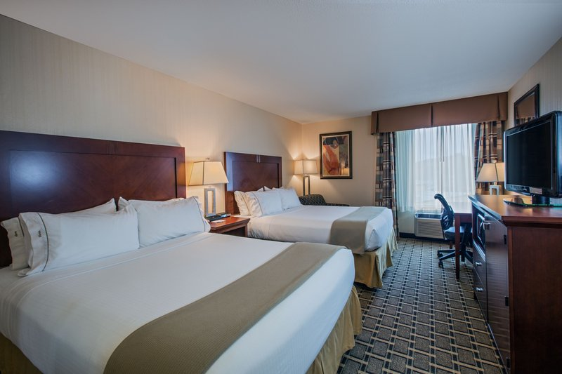 Holiday Inn Express MEADVILLE (I-79 EXIT 147A) - Springboro, PA