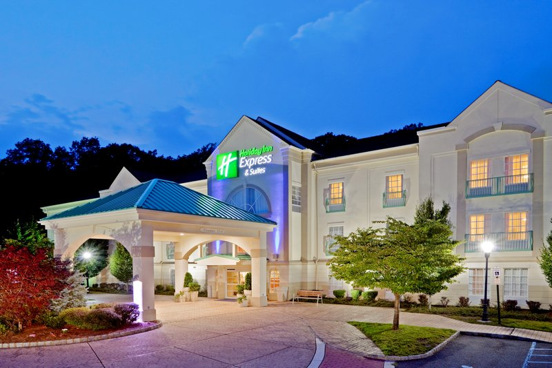HOLIDAY INN EXP STES MT ARLINGT
