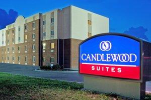 Exterior view - Candlewood Suites Washington