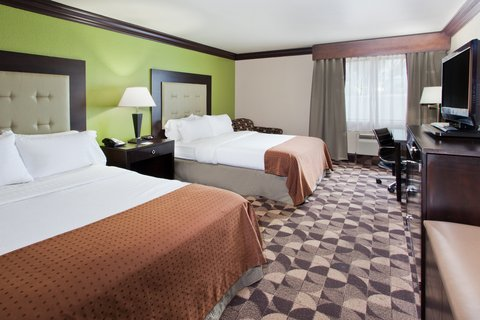 Holiday Inn Hotel & Suites COLUMBIA N I 77 TWO NOTCH RD - ADA Handicapped accessible Two Queen Guest Room