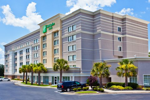 Holiday Inn Hotel & Suites COLUMBIA N I 77 TWO NOTCH RD - Exterior Feature