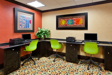 Holiday Inn Hotel & Suites COLUMBIA N I 77 TWO NOTCH RD - Business Center
