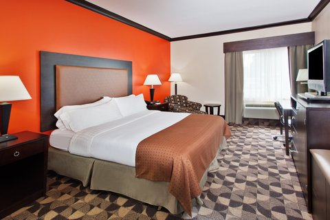Holiday Inn Hotel & Suites COLUMBIA N I 77 TWO NOTCH RD - ADA Hearing accessible King Guest Room