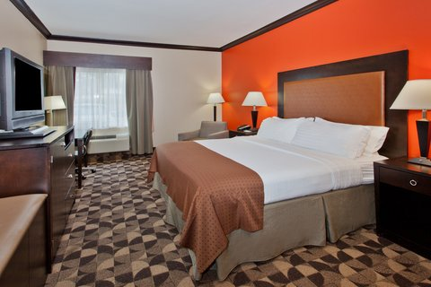 Holiday Inn Hotel & Suites COLUMBIA N I 77 TWO NOTCH RD - King Guest Room