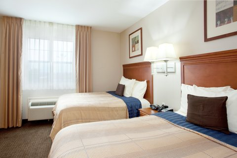 Candlewood Suites GALVESTON - Double Bed Guest Room