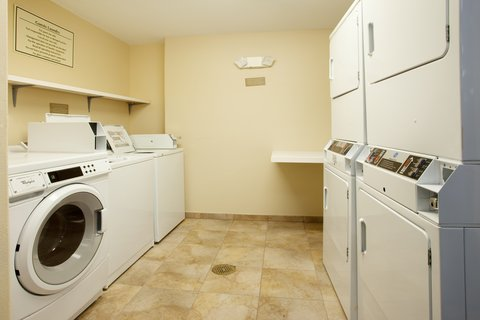 Candlewood Suites GALVESTON - Laundry Facility