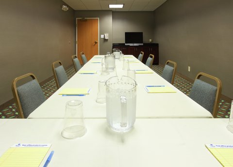 Holiday Inn Express Fort Smith Executive Park Hotel - Meeting Room