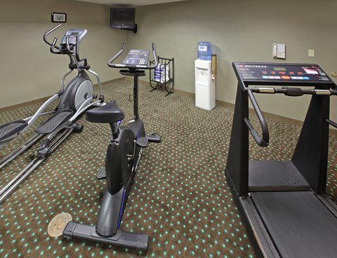 Holiday Inn Express Fort Smith Executive Park Hotel - Fitness Center