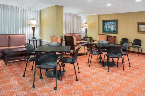 Crowne Plaza DALLAS-MARKET CENTER - Hospitality Room