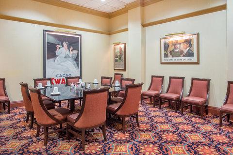 Crowne Plaza DALLAS-MARKET CENTER - Private Dining Room