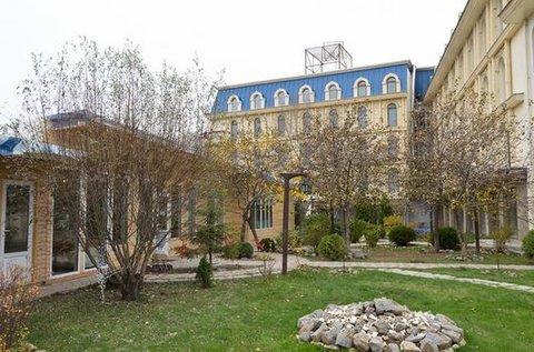 Vnukovo-Kartmazovo Park Hotel - Exterior