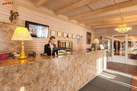 Vnukovo-Kartmazovo Park Hotel - Reception